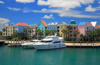 Bahamas Ferriesにてチケット予約