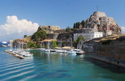 Ionian Islands行きフェリー