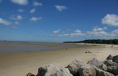 Isle of Wight行きフェリー