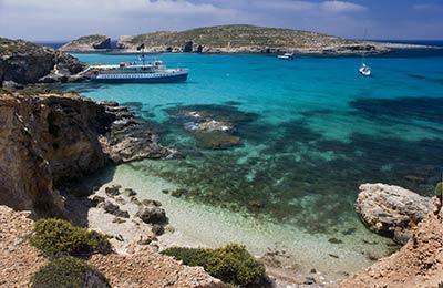 Malta行きフェリー