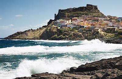 Sardinia行きフェリー