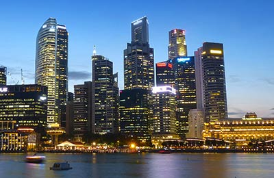 Singaporeフェリー情報