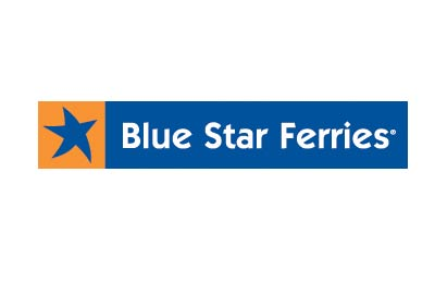Blue Star Ferries にてチケット予約