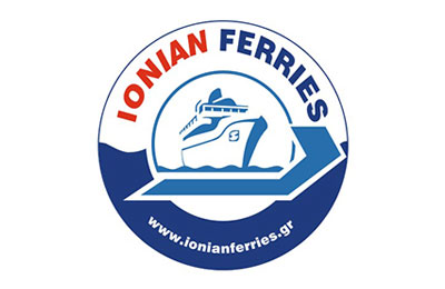 Ionian Ferriesにてチケット予約