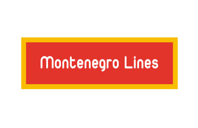 Montenegro Linesにてチケット予約