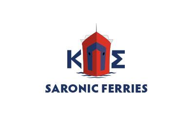 Saronic Ferriesにてチケット予約