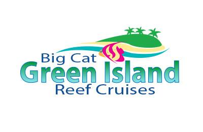Big Cat Green Island Reef Cruisesにてチケット予約