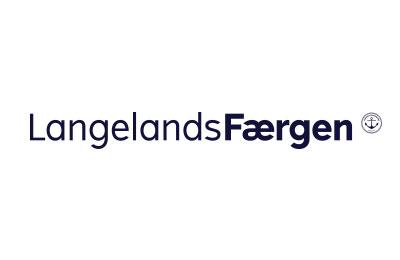 LangelandsFærgenにてチケット予約