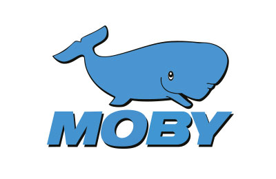 Moby Linesにてチケット予約