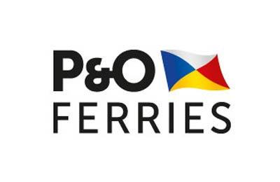 P&O Ferriesにてチケット予約