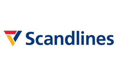 Scandlinesにてチケット予約
