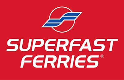 Superfast Ferriesにてチケット予約