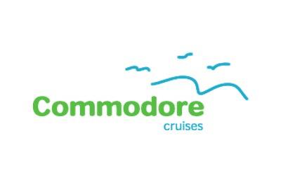 Commodore Cruisesにてチケット予約