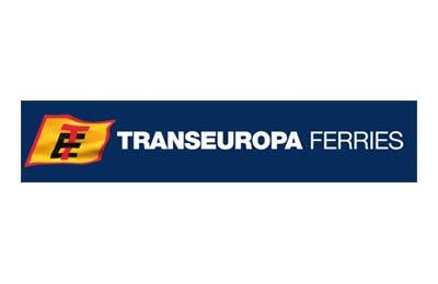 TransEuropa Ferriesにてチケット予約