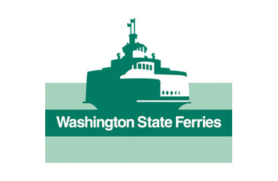 Washington State Ferries にてチケット予約