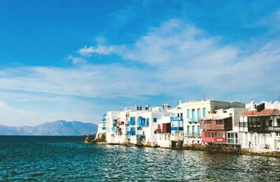 ミコノス島、Mykonos